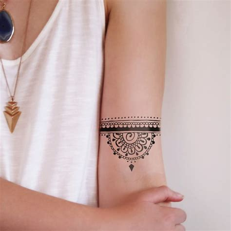 temporary ink tattoos 6 months 770 best arabescos mandalas images on
