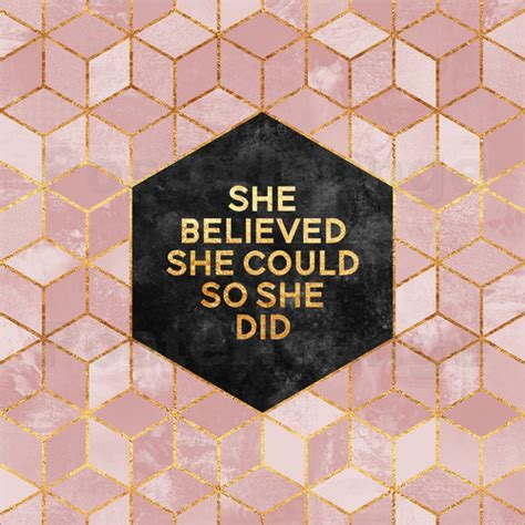 she believed she could so she did 2018 empowerment weekly monthly planner with to do lists inspirational quotes motivational diaries volume 1 books elisabeth fredriksson ella crey 243 posterlounge env 237 o