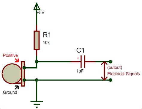 microphone prelifier circuit diagram condenser mic wiring diagram circuit and schematics diagram