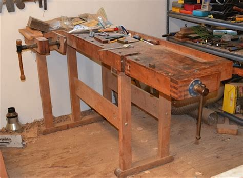 woodworking blogs installing my new benchcrafted leg vise part 1
