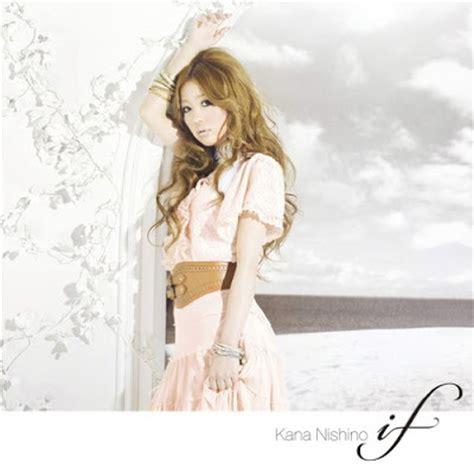 kana nishino if chords lirik terjemahan kana nishino if jika lihat lirik