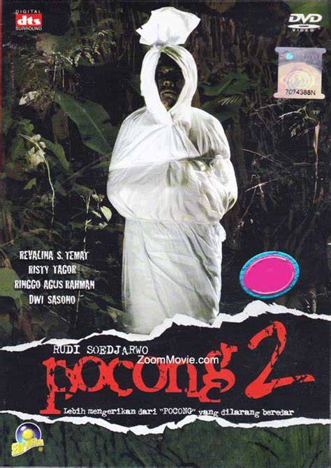 film pocong jadi 2 pocong 2 dvd indonesian movie 2007 cast by revalina s