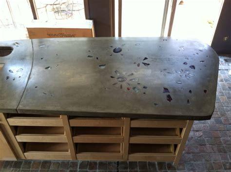Dm Design Kitchens g amp m concrete concrete countertops