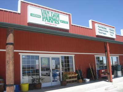 van dam farms hardware hay feed hardware store