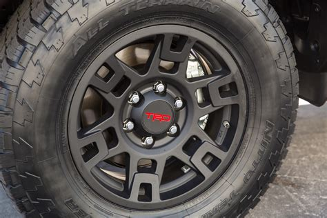 Toyota Truck Wheels 2015 Toyota Tundra Trd Pro Wheel Details Photo 9