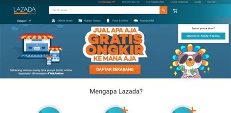 cara membuat toko online lazada panduan cara berjualan di lazada bagi pemula portal uang