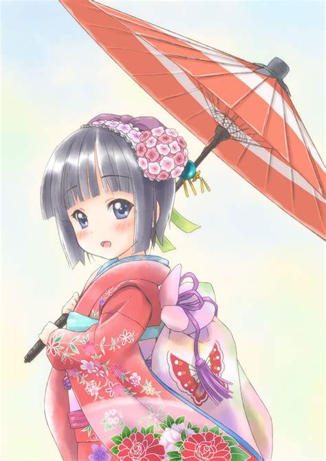 kimono pattern pixiv 59 best images about ikoku meiro no crois 233 e on pinterest