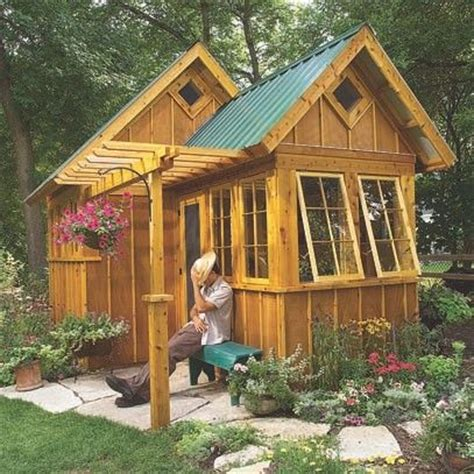 Buy Small Shed Best 25 Guest Cabin Ideas On