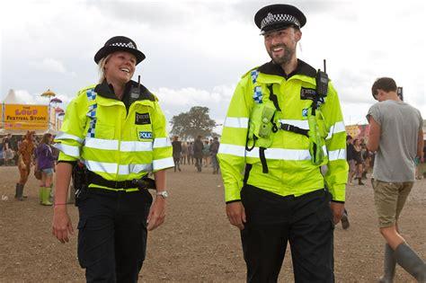 thames valley police thames valley police at the reading festival 2012 mark