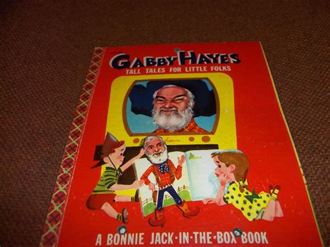 childrens books collectors weekly 1954 gabby hayes childrens book collectors weekly