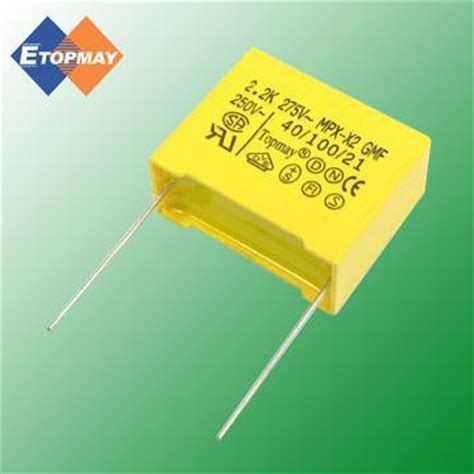 x2 capacitor with resistor china mkp x2 capacitor tmcf18 china capacitor x2 capacitor