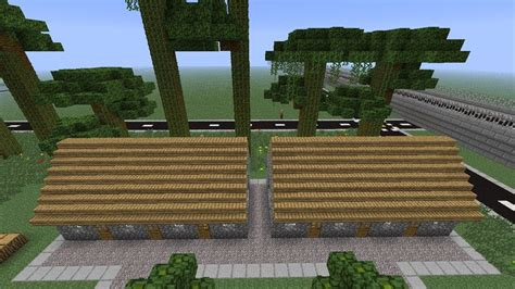 minecraft tutorial of how to build a villagers houses