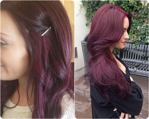 whats the hot hair color for 2015 trending red hair looks and ideas with 613a hair
