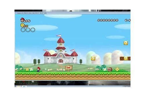 download mario on wii