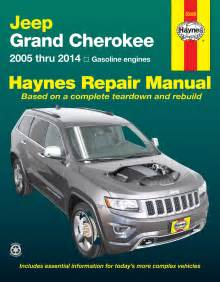 Service Electric Brake System Jeep 2005 Jeep Grand 05 14 Haynes Repair Manual Haynes