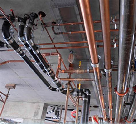 Types Of Plumbing Systems by Commercial