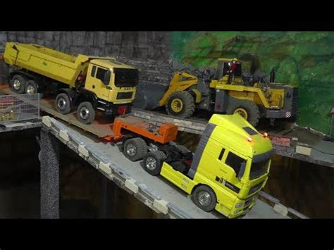 Jual Truk Remot Kontrol Scania by Rc Truck And Mercedes Sk Stuck At Rc Glashaus Big
