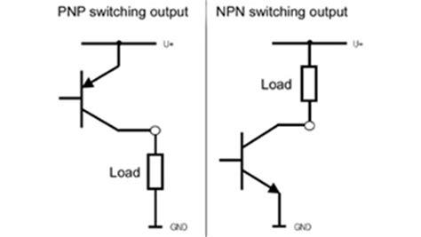 transistor npn pnp difference wika pressure sensor how