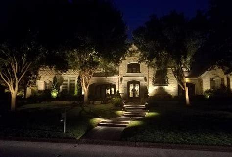 landscape lighting san antonio outdoor lighting companies in san antonio outdoor