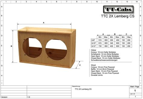 img speaker cab plans pinterest cabinet design