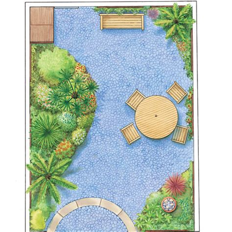 Garden Designs And Layouts Problem Soliving Small Garden Design Layouts Ideal Home
