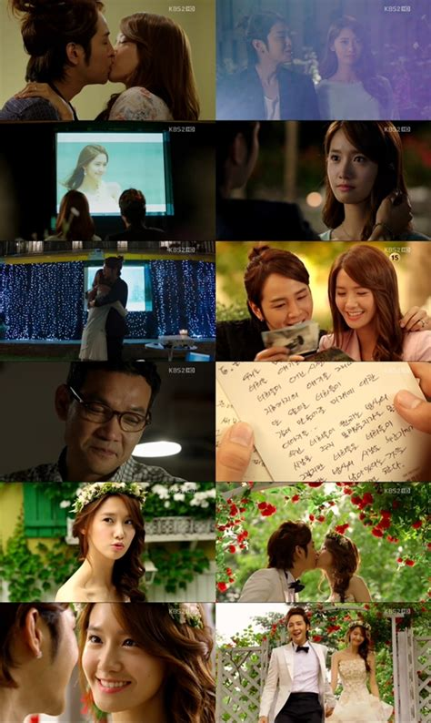 film love rain spoiler love rain s ending happy birthday to