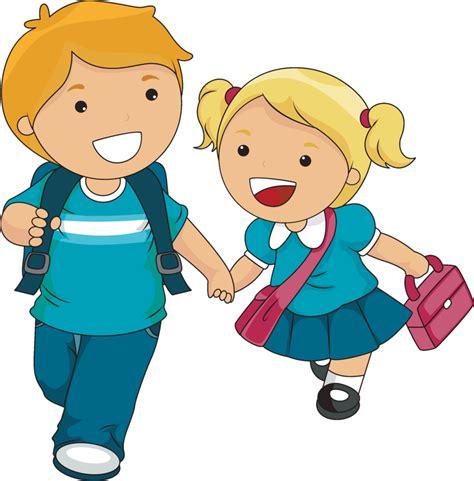 disegni bambini sta disegno di bambini delle elementari a colori