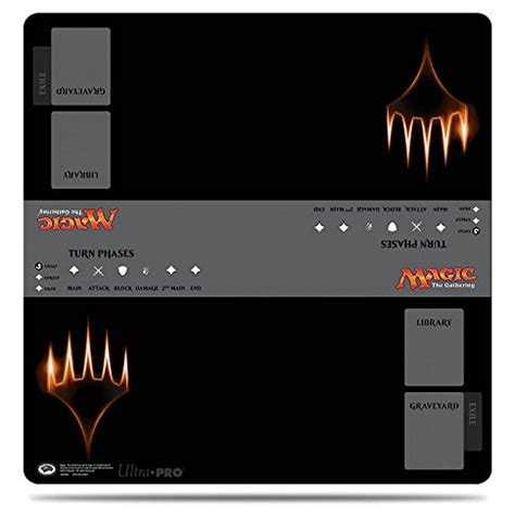 Magic The Gathering Mat by Magic The Gathering Playmat 2 Player 24 Quot X 24 Quot Battlefield Playmat