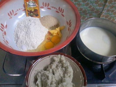 resep membuat donat ubi empuk resep makanan sederhana