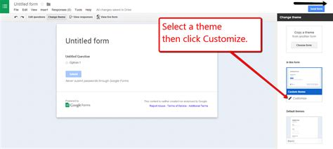themes google forms free technology for teachers now you can customize