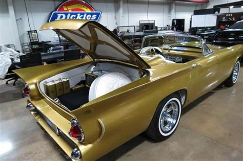 1957 ford thunderbird gas monkey custom for sale ford