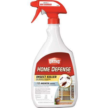 ortho home defense max ready   insect killer