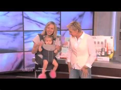 Ellen Giveaways Youtube - ellen s huge mother s day giveaways youtube