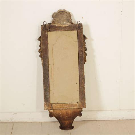 specchi e cornici specchiera neoclassica specchi e cornici antiquariato