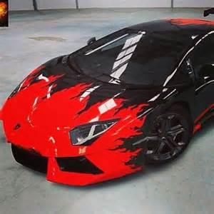 lamborghini aventador the color cars