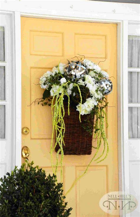 Summer Front Door Wreath Front Door Pinterest Summer Wreath For Front Door