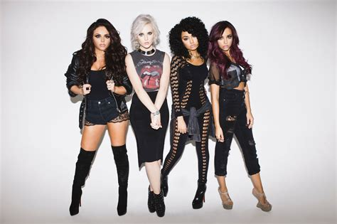 little mix top little mix reveal their top fashion and beauty tips as