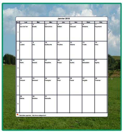 Calendrier 2018 Mensuel Imprimer Calendrier 2018 D 233 Coratif 224 Imprimer Mensuel Format