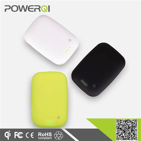 magnetic induction wireless power qi magnetic induction wireless charger 4000mah power banks buy power banks qi wireless