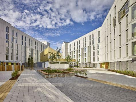 Courtyard Design by Uea Opens Blackdale Development University Business