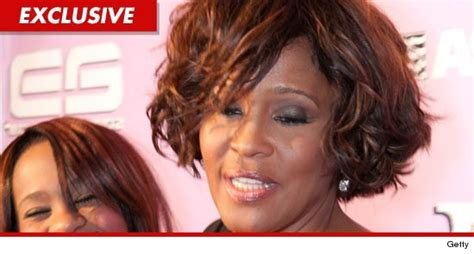 whitney houston died in bathtub whitney houston dies body found underwater tmz com