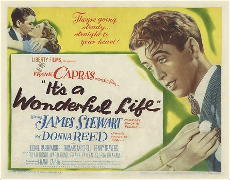 1946 film it s a wonderful life it s a wonderful life it s a wonderful life fan art