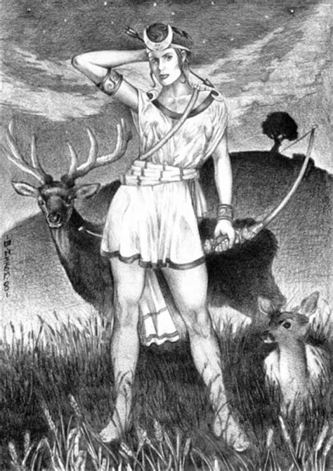 November 12 – 24 Alternative Holidays, Diana, Hecate