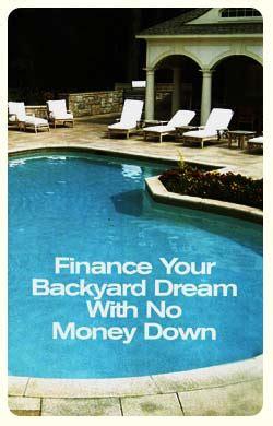 pool finance