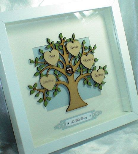 Handmade Family Tree Ideas - 17 best images about family trees on trees