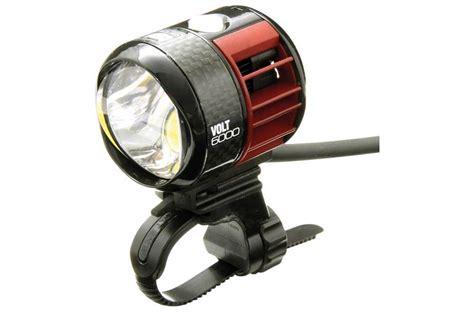 cateye volt rechargeable front light 6000 lumen bike