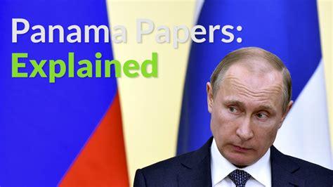 panama papers huge secret document leak reveals vladimir