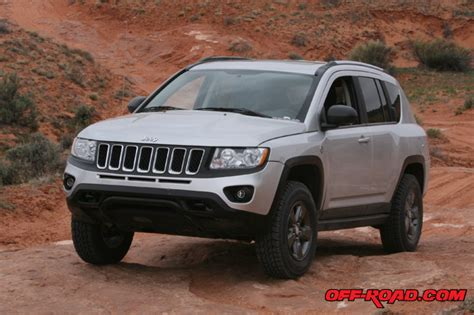 Jeep Compass Lift Kit 2011 Jeep Compass Lifted