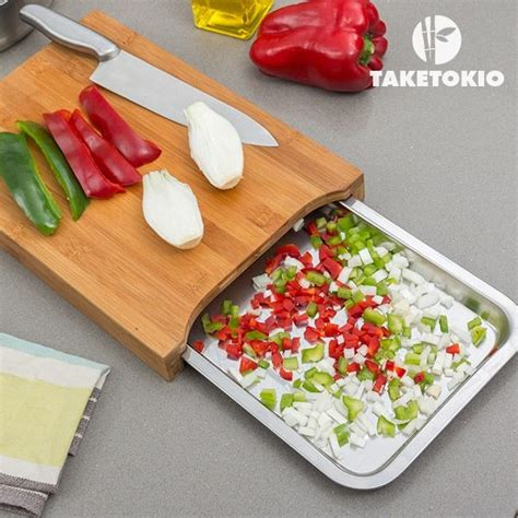 cutting board with trays bamboo cutting board with tray buy at wholesale price
