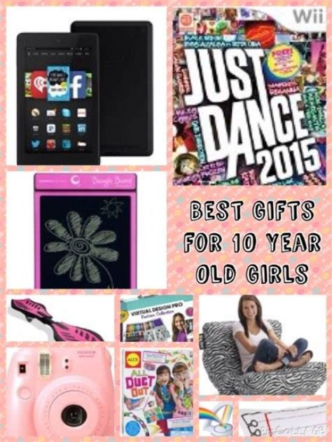 what to buy your 9 year old girl for christmas best gifts for 10 year 10th birthday tween and 10 years